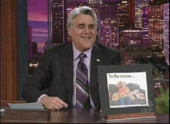 PomRescue as seen on Jay Leno